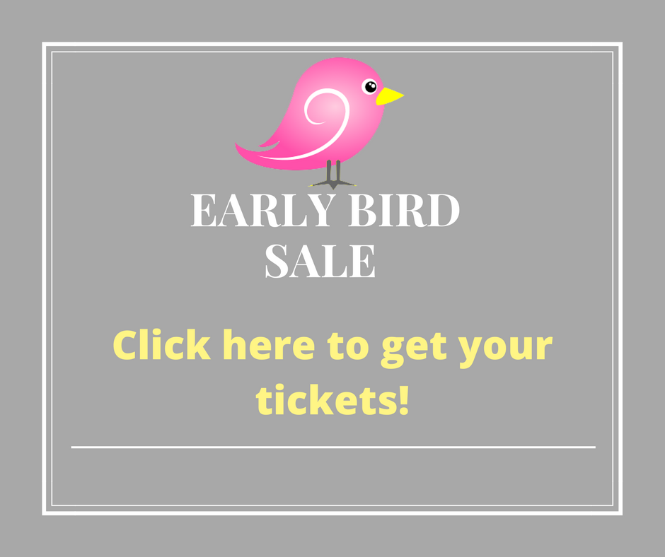 Early Bird SPECIAL Ends today 1