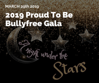 2019 Proud To Be Bullyfree Gala: A night under the stars